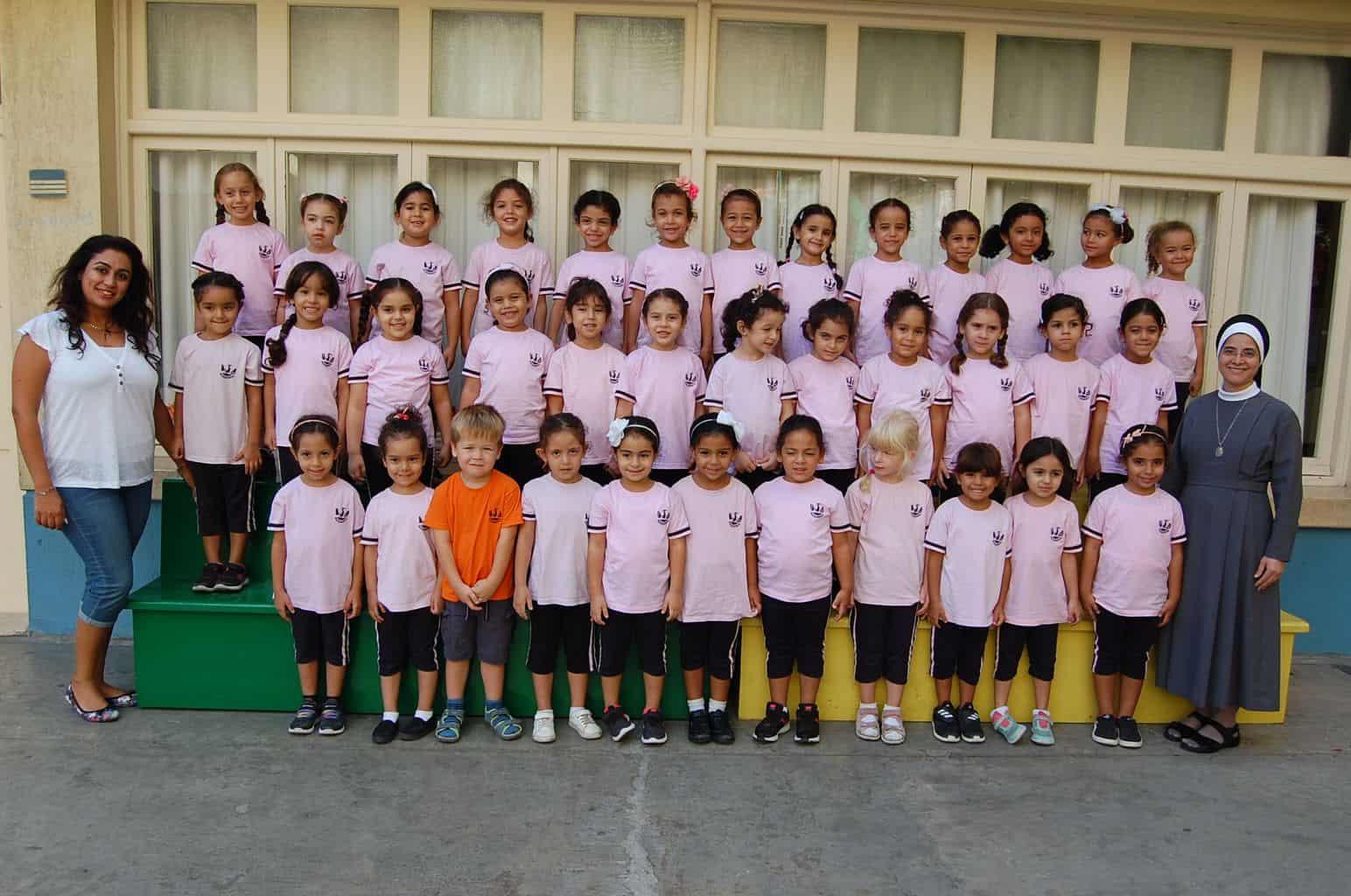 Kindergarten Gruppe A