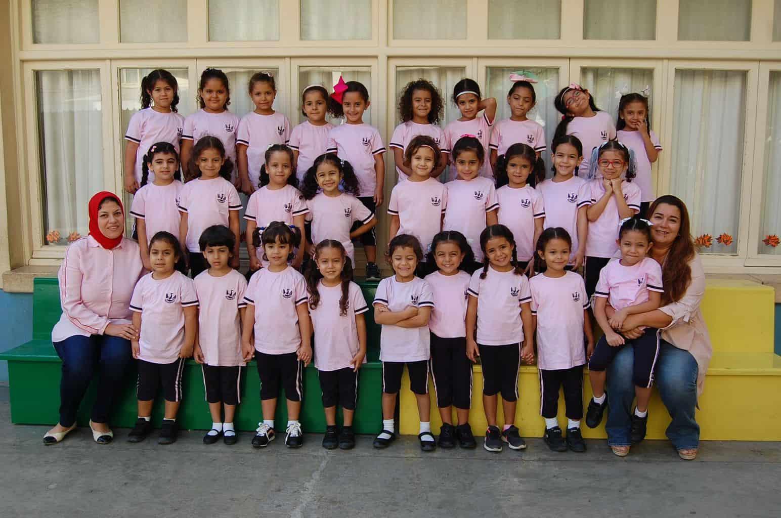 Kindergarten Gruppe B