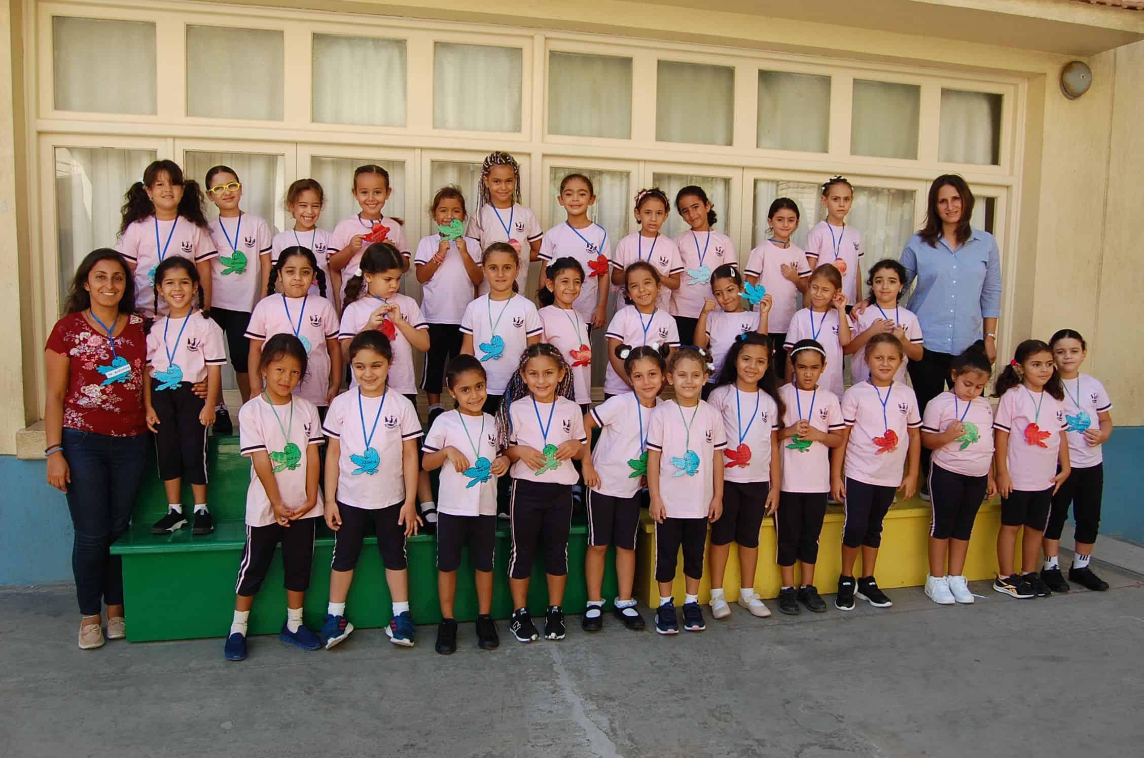 Vorschule Gruppe A